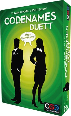 - Codenames Duett