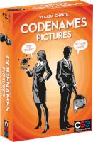 Schachtel Vorderseite - Codenames Pictures