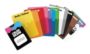 Spielkarten- Color Brain