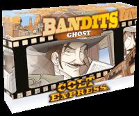 Schachtel Vorderseite - Colt Express - Bandits Ghost
