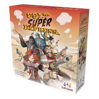 Schachtel Vorderseite - Colt Super Express