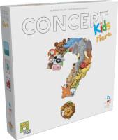Schachtel Vorderseite - Concept Kids - Tiere