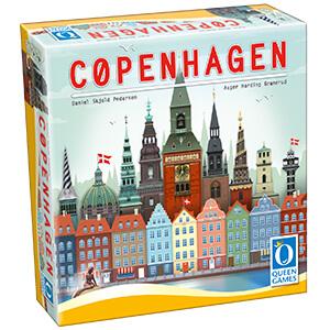 Schachtel Vorderseite- Copenhagen