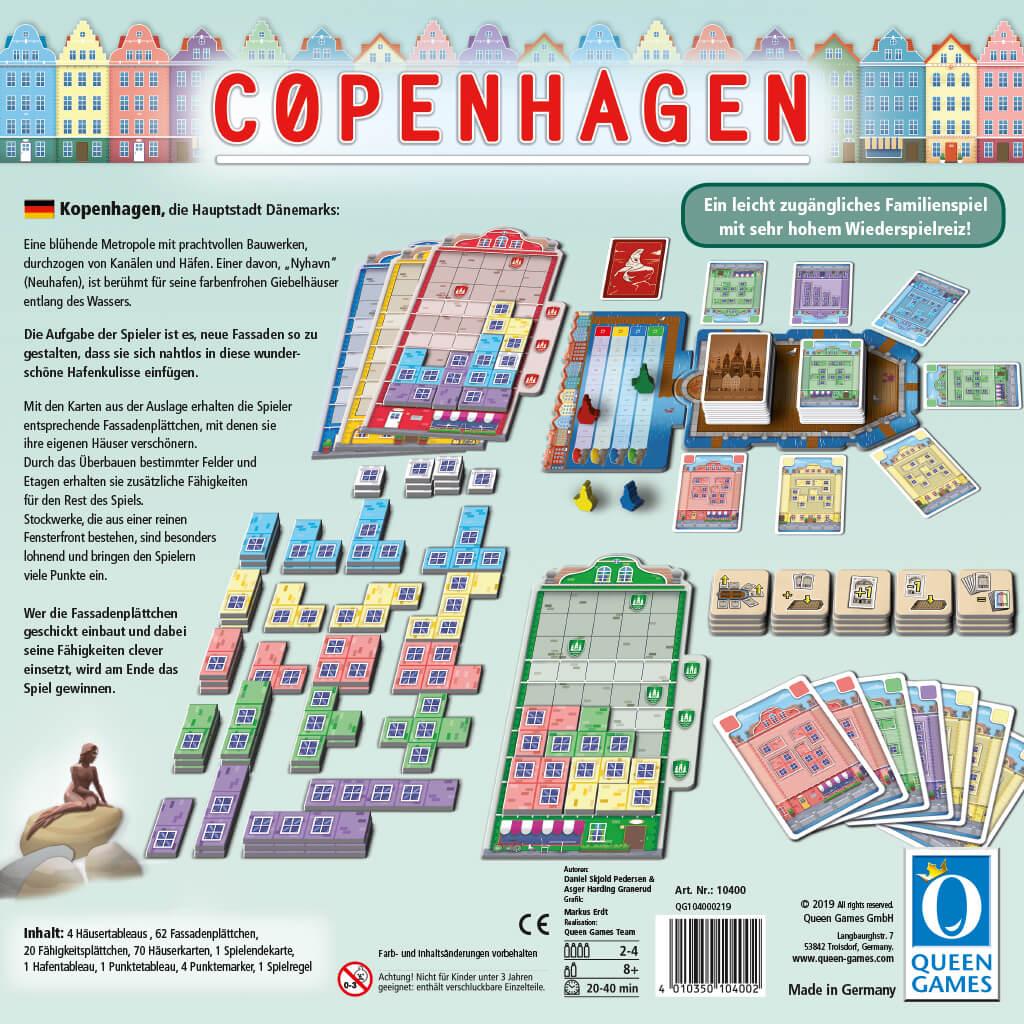 Schachtel Rückseite- Copenhagen