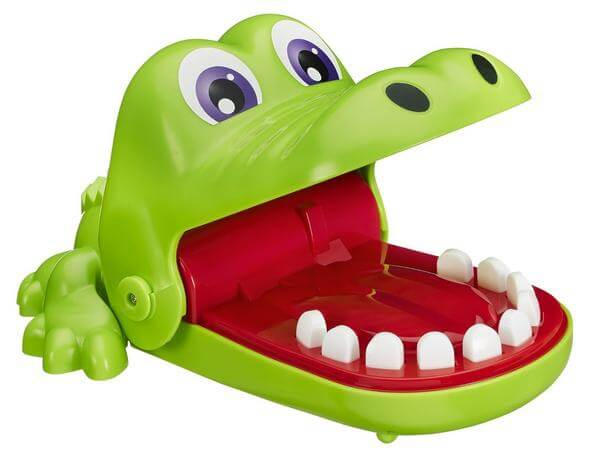 Spielmaterial- Kroko Doc