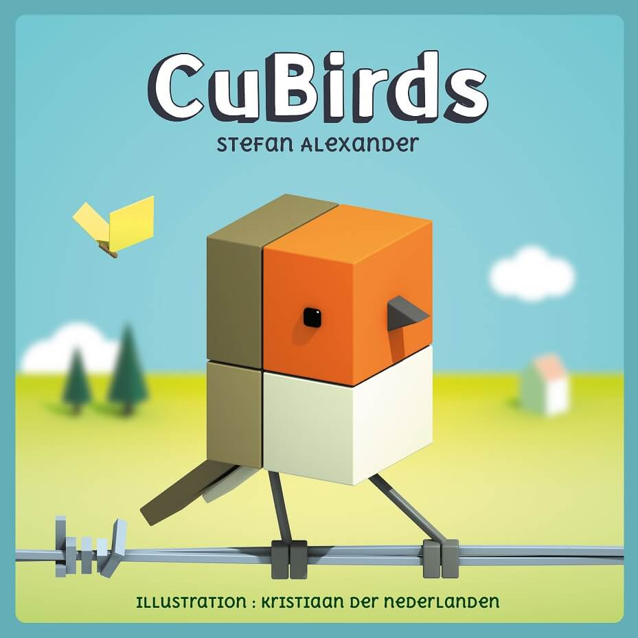 Cover- CuBirds
