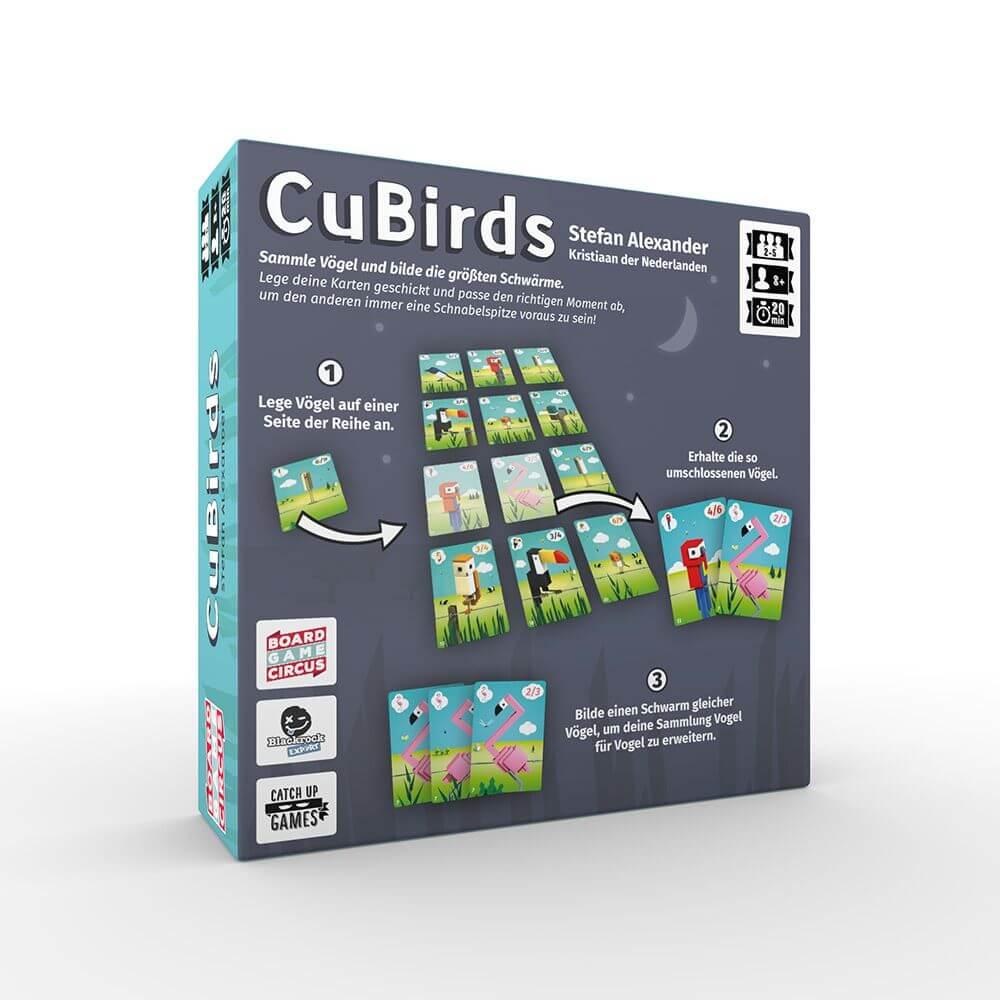 Schachtel Rückseite- CuBirds