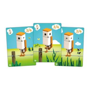 Spielkarten- CuBirds