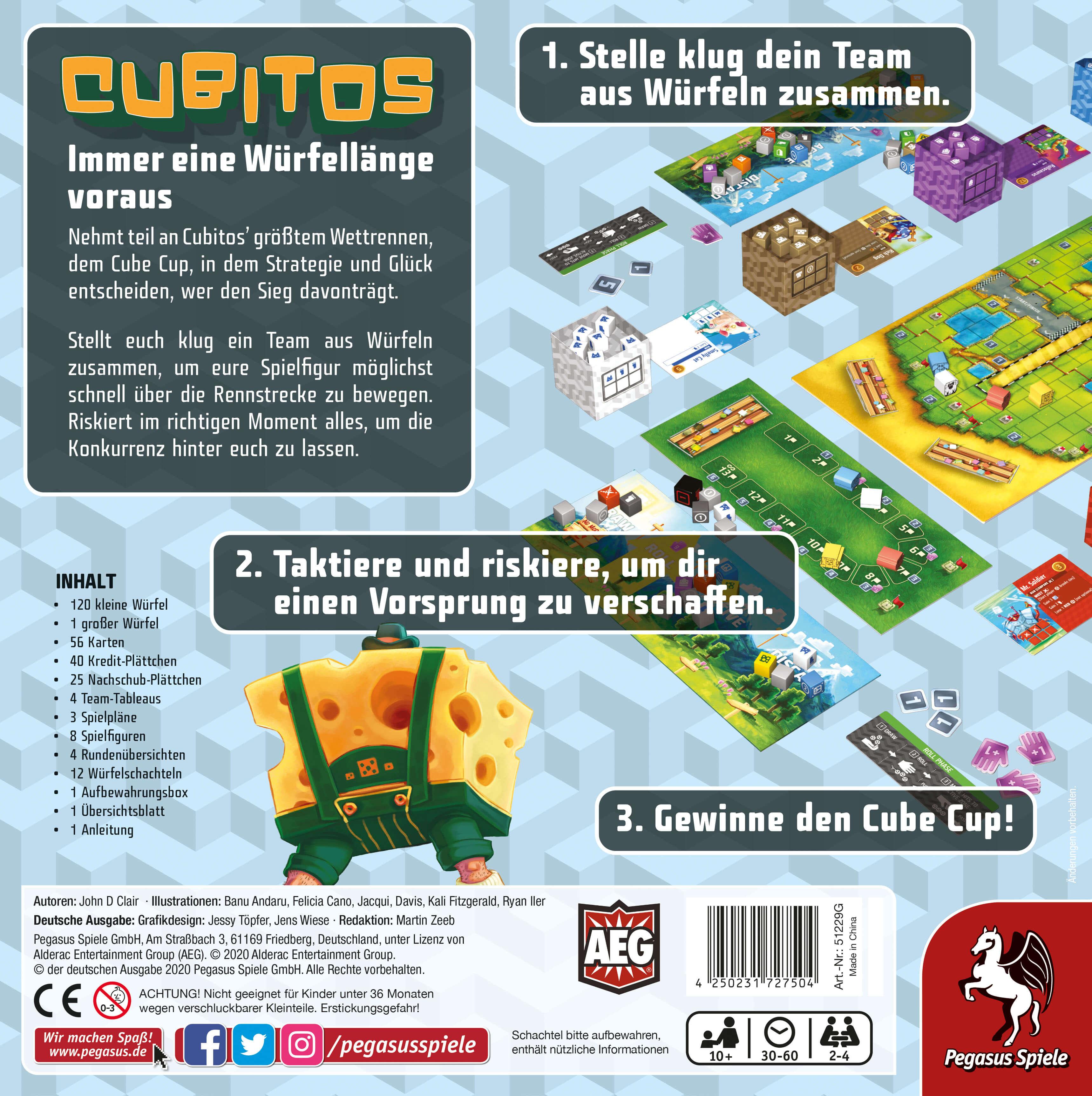 Schachtel Rückseite- Cubitos