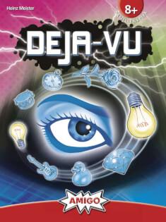 Cover- DEJA-VU