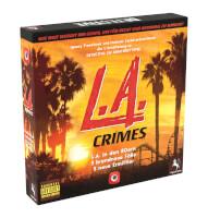 Schachtel Vorderseite links - Detective: L.A. Crimes