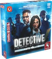 Schachtel Vorderseite links - Detective – Erste Fälle