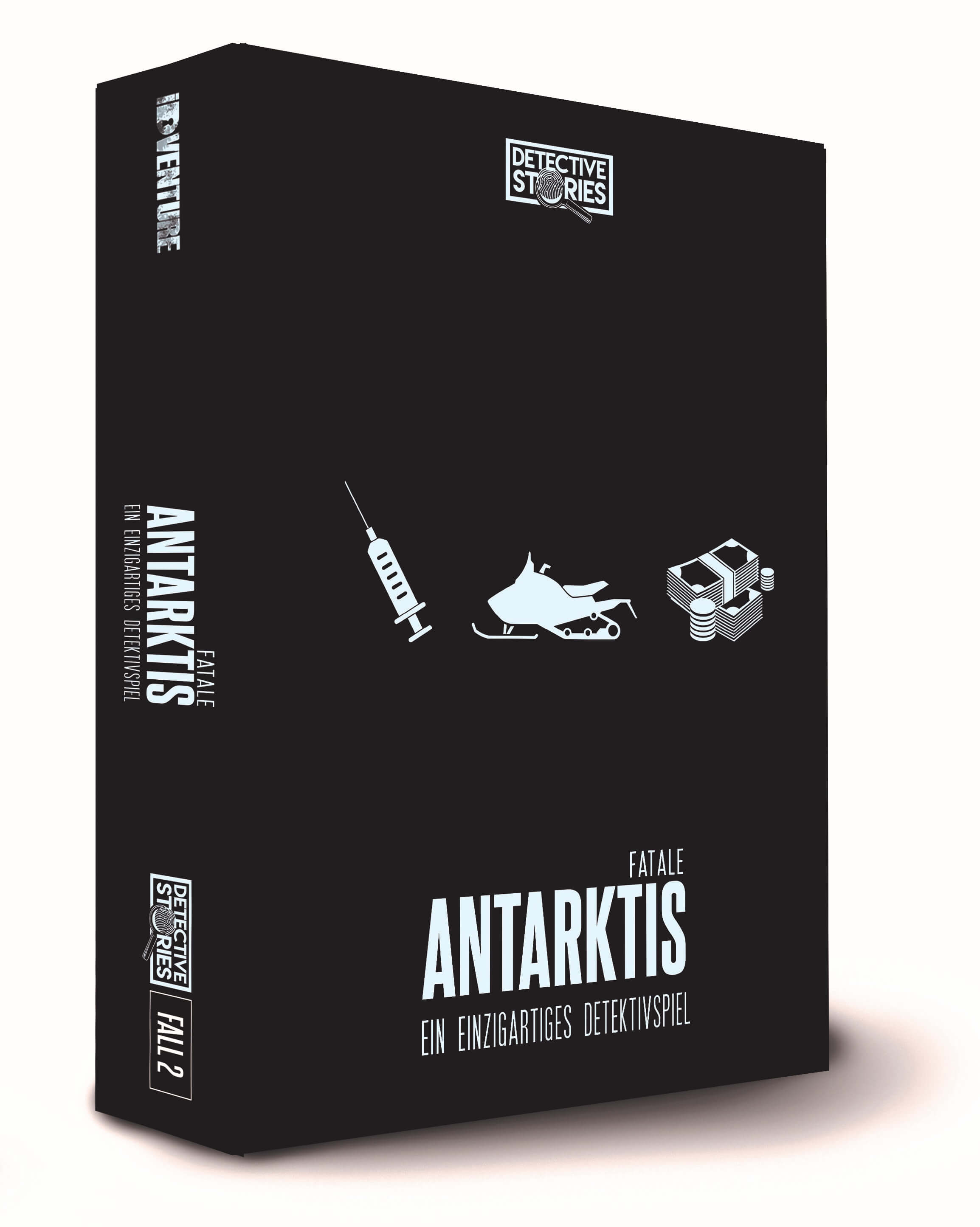 - Detective Stories - Antarktis Fatale