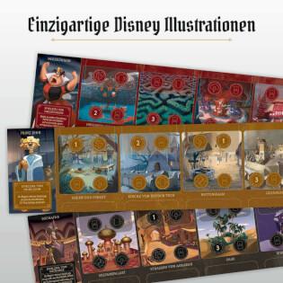 Disney Illustrationen- Disney Villainous