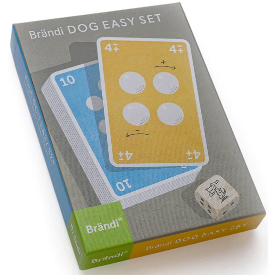 Schachtel Vorderseite- Brändi Dog Easy Set