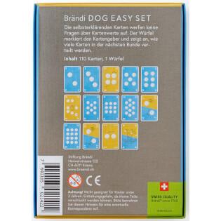 Schachtel Rückseite- Brändi Dog Easy Set