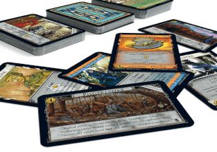 Spielkarten- Dominion: Abenteuer
