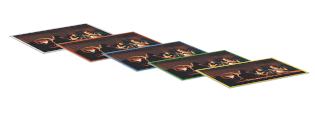 Spielertableaus- Dominion: Abenteuer