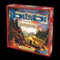 Schachtel Vorderseite - Dominion: Abenteuer