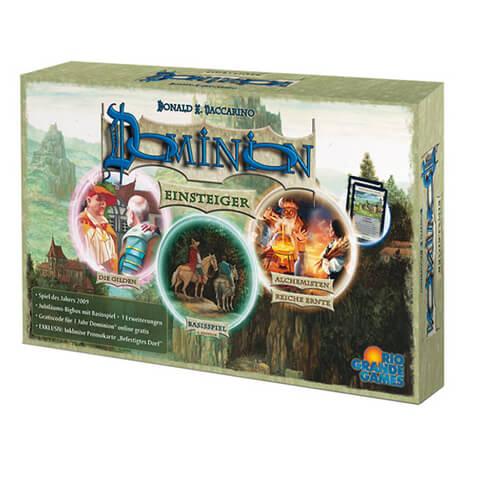 Schachtel Vorderseite- Dominion: Einsteiger (Big Box)