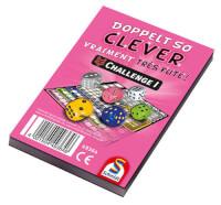 Spielhülle - Doppelt so clever – Challenge I