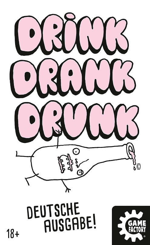 Cover- Drink Drank Drunk