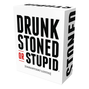 - Drunk Stoned or Stupid