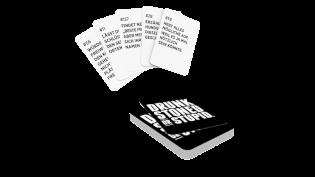 Spielkarten- Drunk Stoned or Stupid
