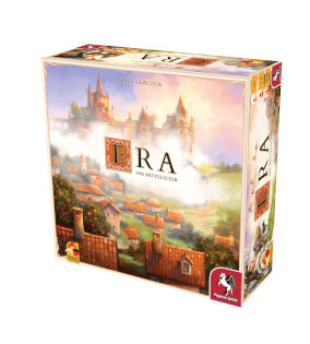 Schachtel Vorderseite rechts- ERA – Das Mittelalter