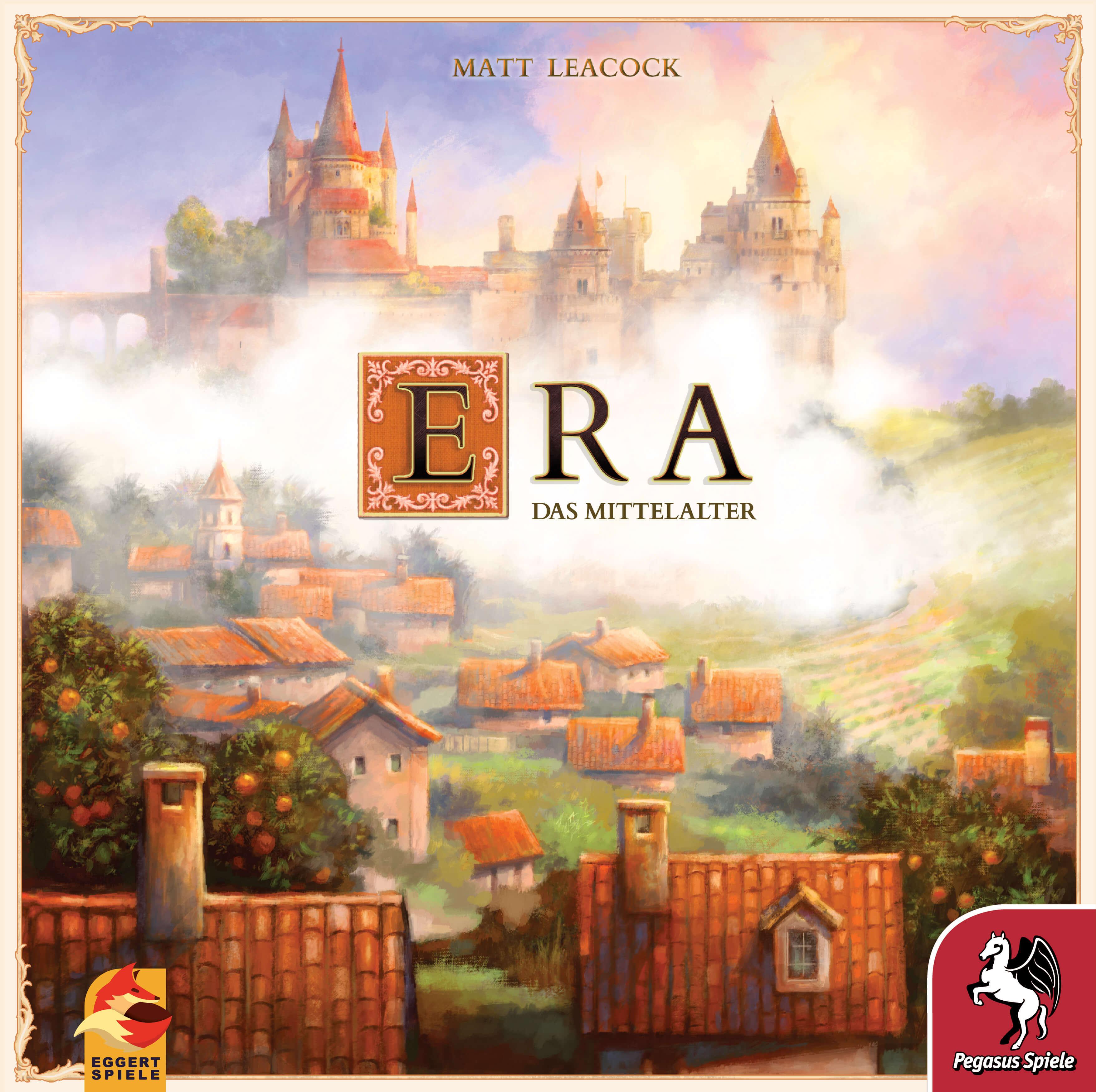 Schachtel Vorderseite - ERA – Das Mittelalter
