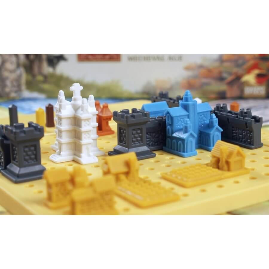 Spielaufbau- ERA – Das Mittelalter