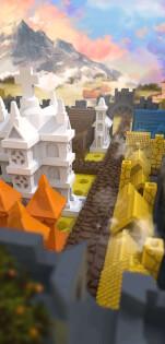 Spielmaterial- ERA – Das Mittelalter Flüsse & Straßen