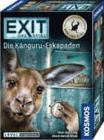 Schachtel Vorderseite - EXIT - Die Känguru-Eskapaden