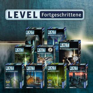 Spielvarianten- EXIT - Das Spiel: Der Friedhof der Finsternis