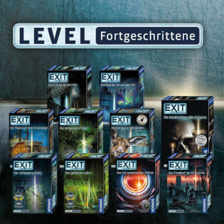 Spieleversionen- EXIT - Das Spiel: Das Tor zwischen den Welten
