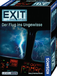 - EXIT - Das Spiel: Der Flug ins Ungewisse