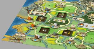 Spielplan- Expedition to Newdale