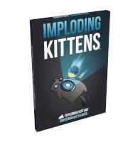 Schachtel Vorderseite - Exploding Kittens - Imploding Kittens