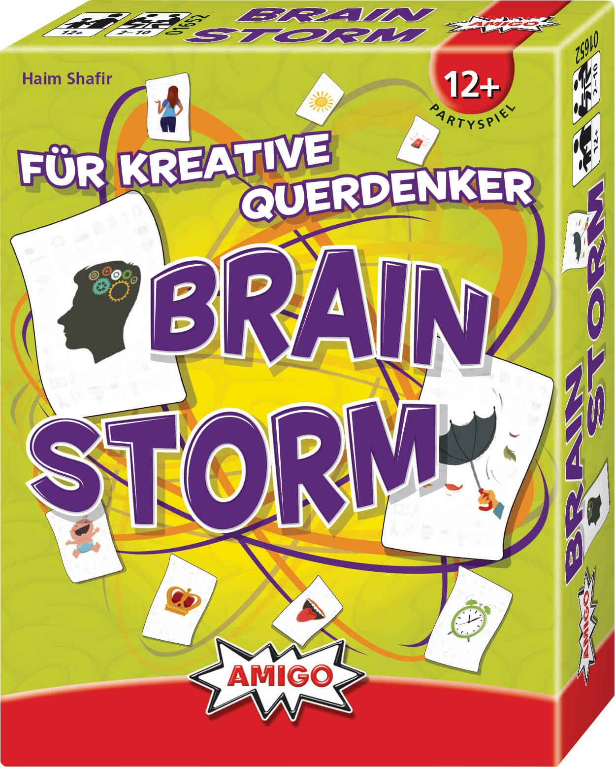 - Brain Storm