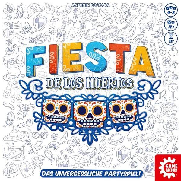 Cover- Fiesta de los Muertos