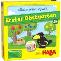 Schachtel Vorderseite - Meine ersten Spiele - Erster Obstgarten