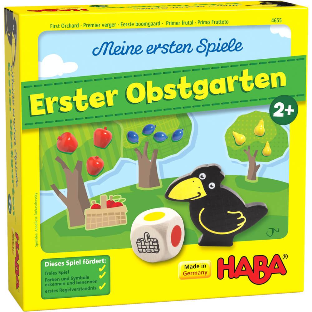 Schachtel Vorderseite- I miei primi giochi - Primo Frutteto