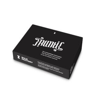 Schachtel Vorderseite- Frantic