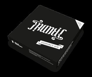 Schachtel Vorderseite- Frantic: Pandora