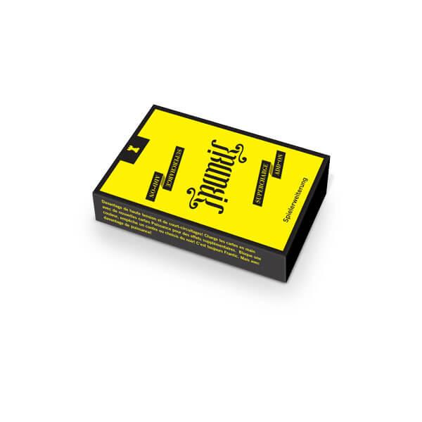 Schachtel Vorderseite- Frantic: Supercharge Add-On