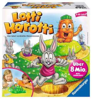 Schachtel Vorderseite- Lotti Karotti