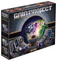Schachtel Vorderseite, linke Seite - Gaia Project