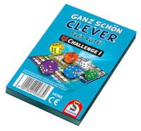 Spielblock - Ganz schön clever – Challenge I