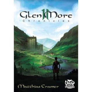 Cover - Zweiter Teil des Brettspiel-Hits- Glen More II: Chronicles