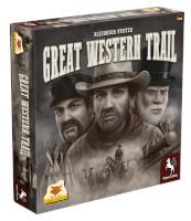 Schachtel Vorderseite - Great Western Trail